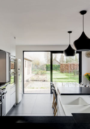 Ec keukens - Hoe dicht een open keuken ...